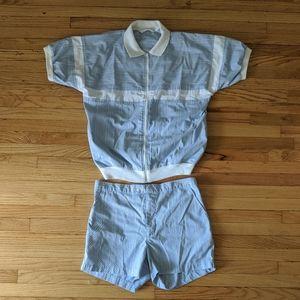 Vintage Christian Dior Men's Leisure Suit size Med